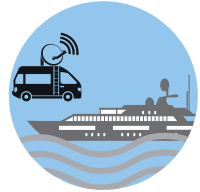LNBs for Mobile-satcom